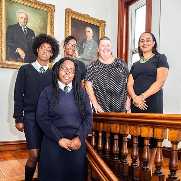 Berkeley at House of Assembly Bermuda June 1 2018