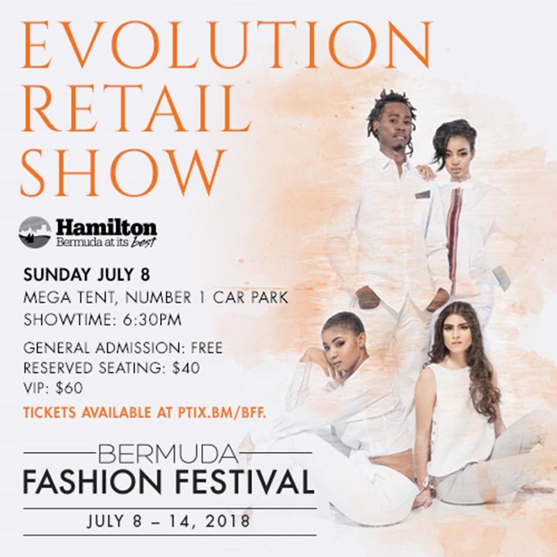 Bermuda Fashion Festival Tickets (2)