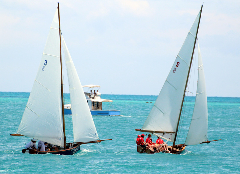 Bermuda Fitted Dinghy Racing June 2018