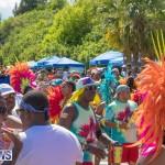 Bermuda Heroes Weekend Parade of Bands Lap 3 June 18 2018 (27)