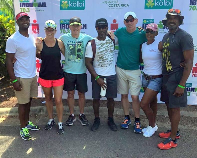 Bermuda Triathletes June 2018