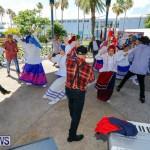 Bermudian Heartbeats Azores Day Bermuda, June 24 2018-7429
