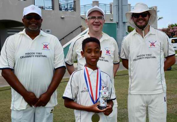 Cricket Bermuda June 11 2018 Almaire Wolfe
