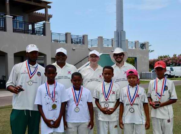 Cricket Bermuda June 11 2018 Bowling Flatts