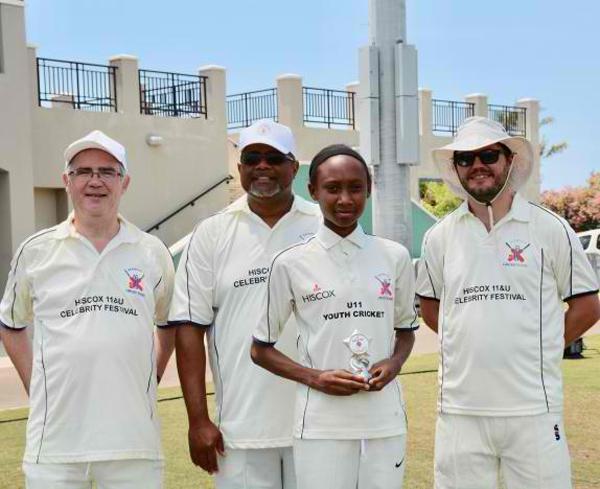 Cricket Bermuda June 11 2018 Chanz Godwin