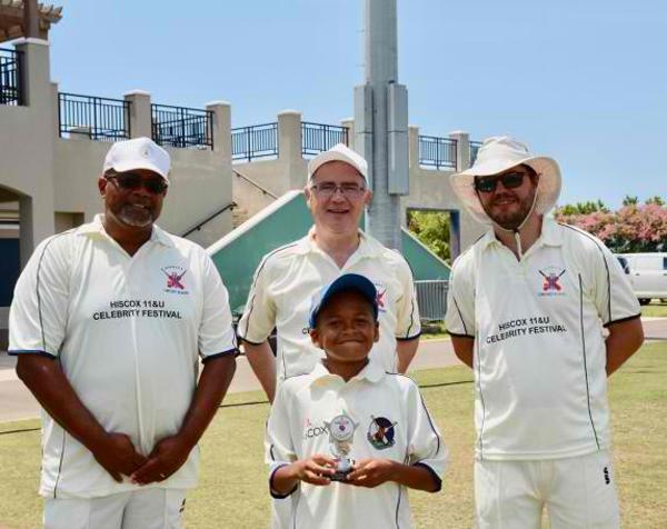 Cricket Bermuda June 11 2018 Dashun Smith
