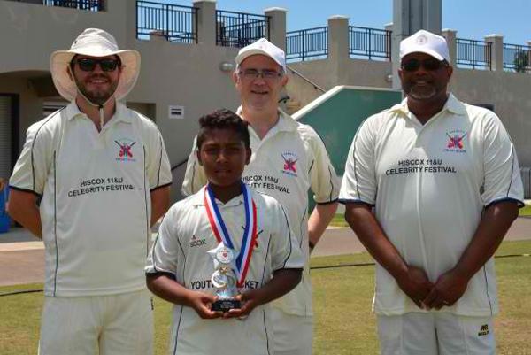 Cricket Bermuda June 11 2018 Keshav Butler