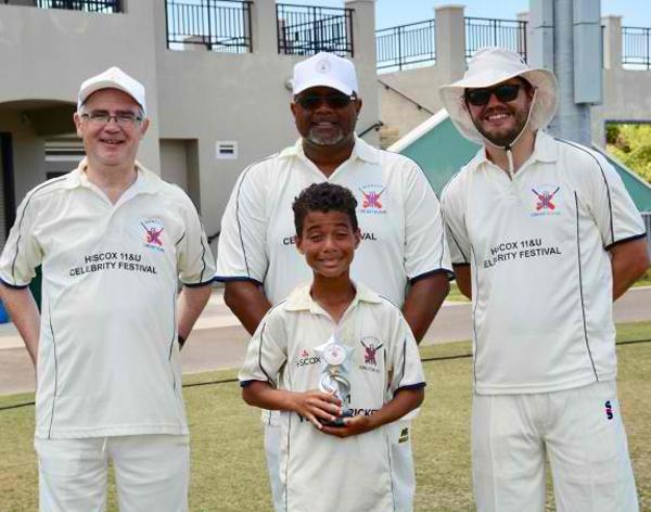 Cricket Bermuda June 11 2018 Rudell Pitcher Jr.