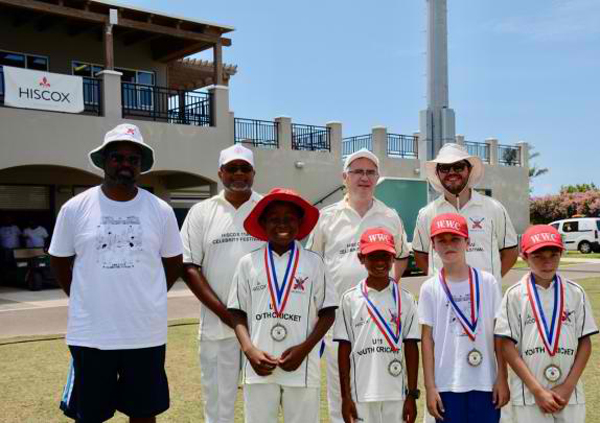 Cricket Bermuda June 11 2018 Warwick Workmen's Club