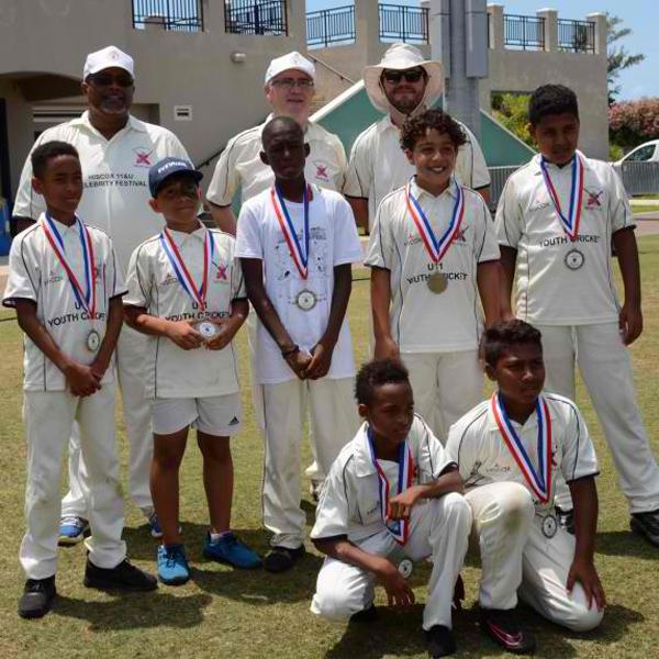 Cricket Bermuda June 11 2018 Western Stars Sports Club
