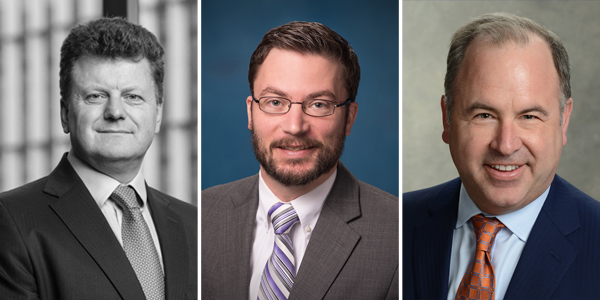 David Altmaier, Mike Consedine & Julian Enoizi Bermuda June 26 2018 TC
