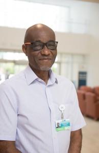 Dr Chikezie Dean Okereke Bermuda June 27 2018