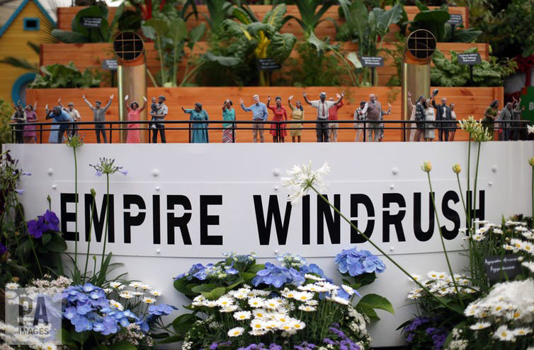 Empire Windrush (2)