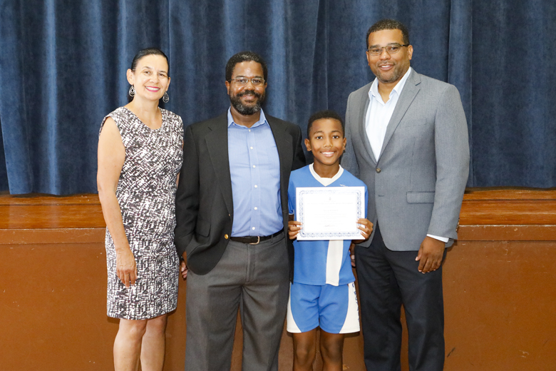 Father Of Year Essay Winners Bermuda June 15 2018 (1)