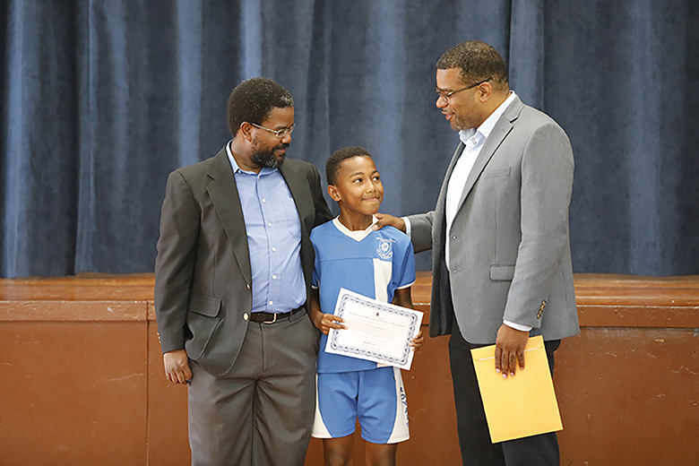 Father Of Year Essay Winners Bermuda June 15 2018 (3)