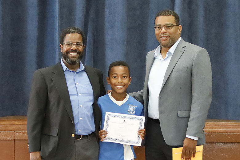 Father Of Year Essay Winners Bermuda June 15 2018 (4)