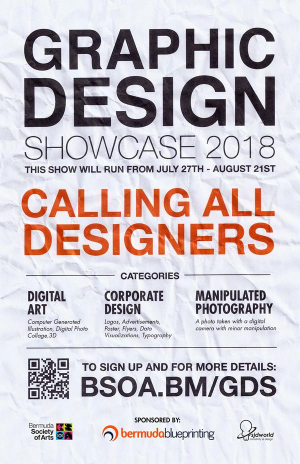 Graphic Design Showcase Bermuda June 2018