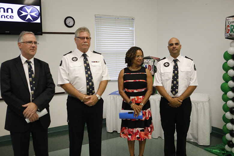 Health Minister St John Ambulance Bermuda June 2018 (1)