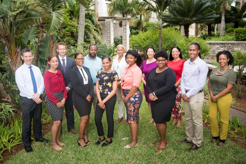 Interns Bermuda June 2018