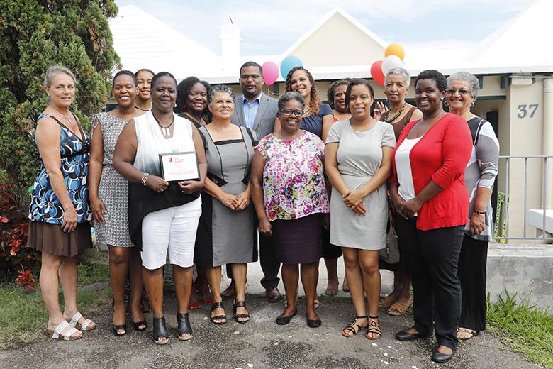 Minister CDP Anniversary Bermuda June 2018 (2)