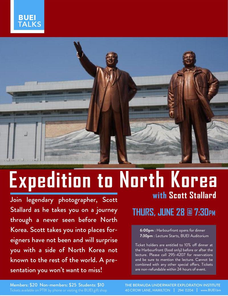 NorthKorea-talk-poster