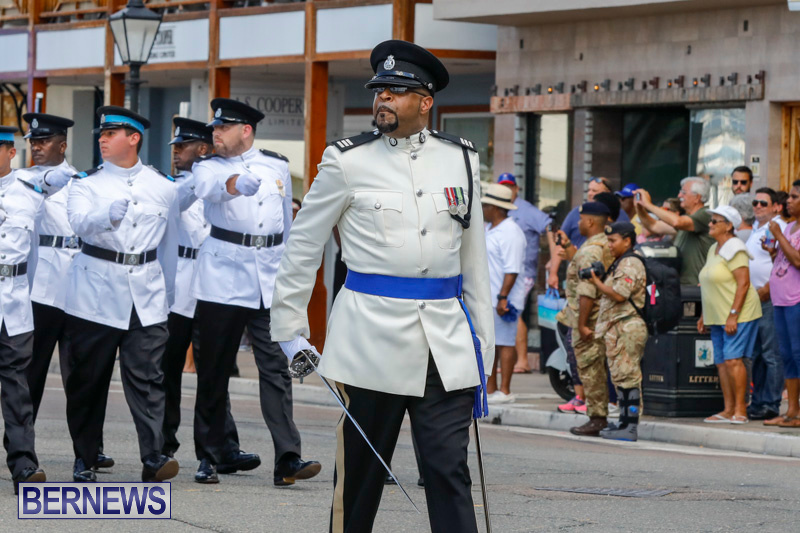 Queen's-Birthday-Parade-Bermuda-June-9-2018-0026