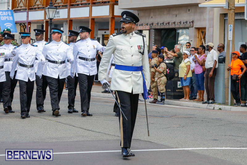 Queen's-Birthday-Parade-Bermuda-June-9-2018-0027