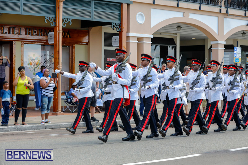Queen's-Birthday-Parade-Bermuda-June-9-2018-0068