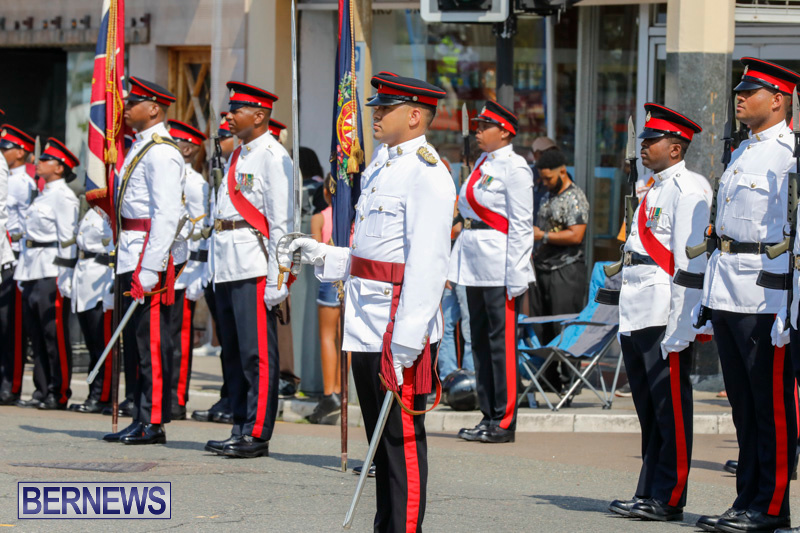 Queen's-Birthday-Parade-Bermuda-June-9-2018-9877