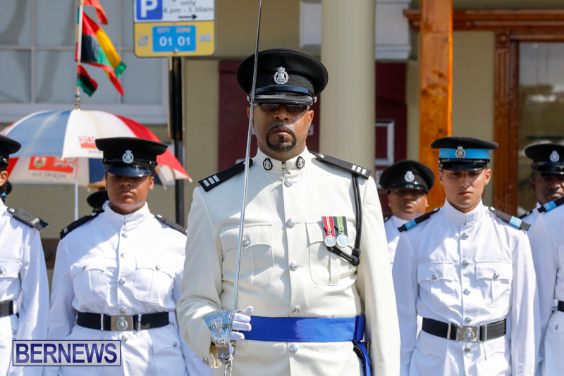 Queen's-Birthday-Parade-Bermuda-June-9-2018-9878