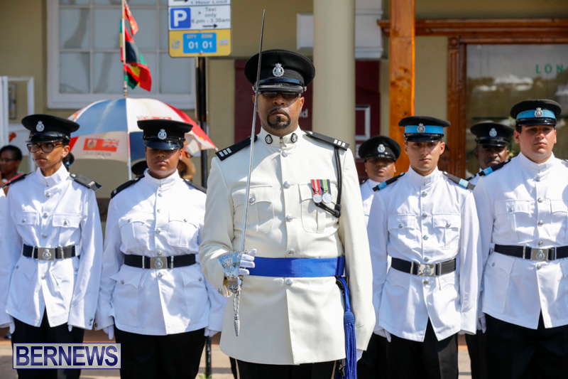 Queen's-Birthday-Parade-Bermuda-June-9-2018-9879