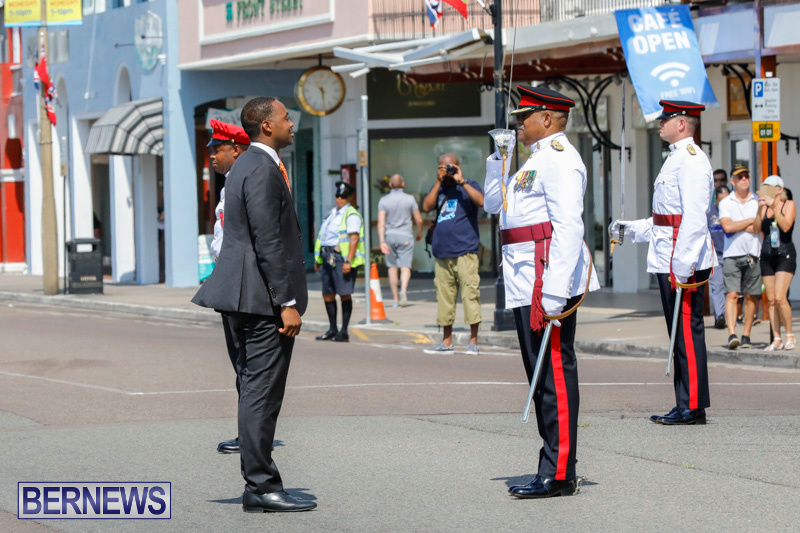 Queen's-Birthday-Parade-Bermuda-June-9-2018-9887