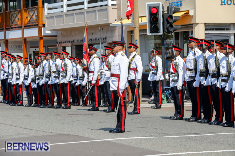 Queen's-Birthday-Parade-Bermuda-June-9-2018-9890