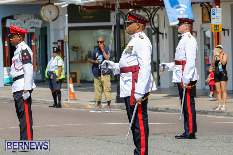 Queen's-Birthday-Parade-Bermuda-June-9-2018-9893