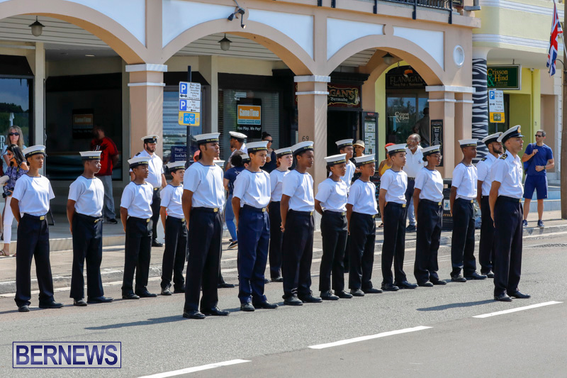 Queen's-Birthday-Parade-Bermuda-June-9-2018-9895