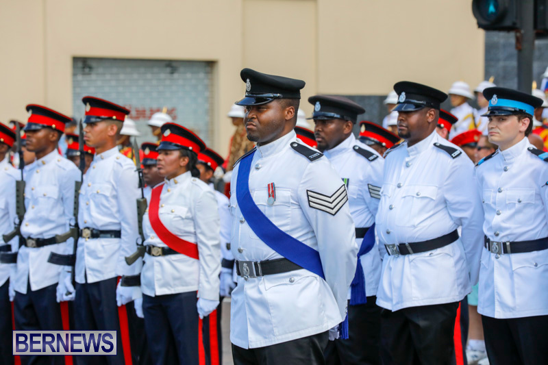 Queen's-Birthday-Parade-Bermuda-June-9-2018-9896