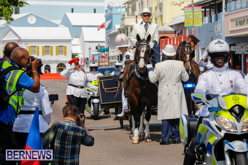 Queen's-Birthday-Parade-Bermuda-June-9-2018-9905