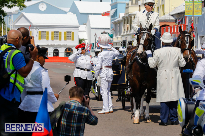 Queen's-Birthday-Parade-Bermuda-June-9-2018-9906