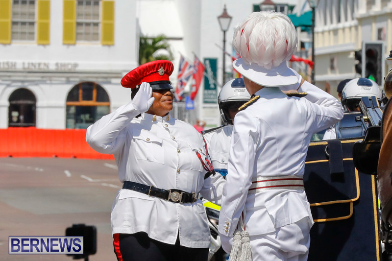 Queen's-Birthday-Parade-Bermuda-June-9-2018-9907