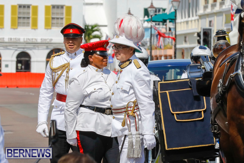 Queen's-Birthday-Parade-Bermuda-June-9-2018-9909