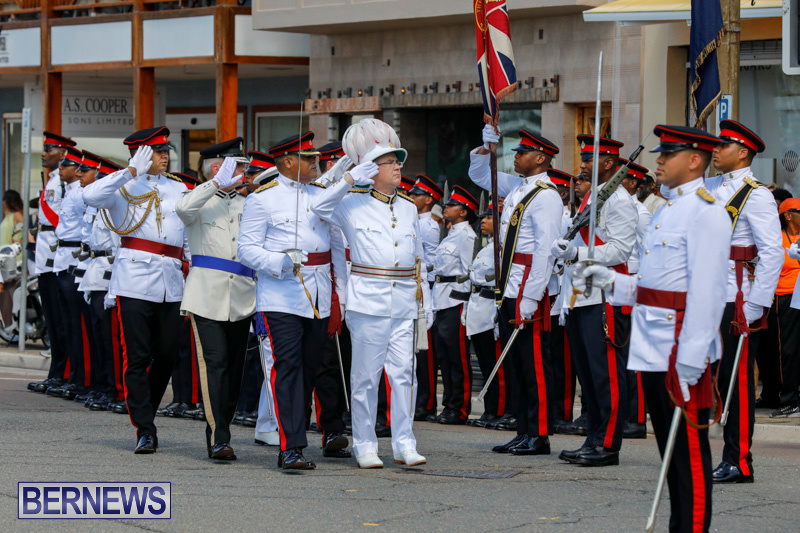 Queen's-Birthday-Parade-Bermuda-June-9-2018-9911