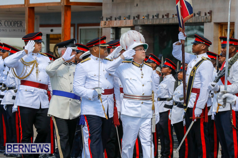 Queen's-Birthday-Parade-Bermuda-June-9-2018-9912