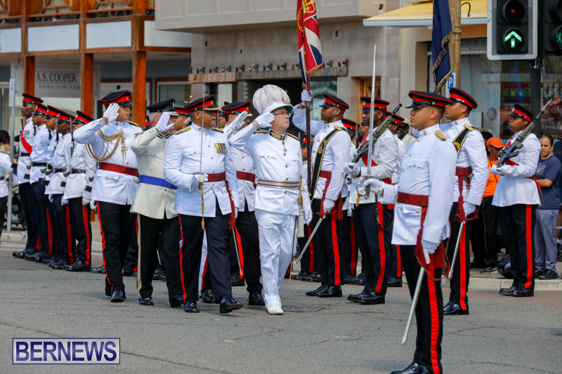 Queen's-Birthday-Parade-Bermuda-June-9-2018-9915