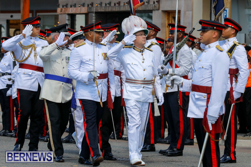 Queen's-Birthday-Parade-Bermuda-June-9-2018-9917