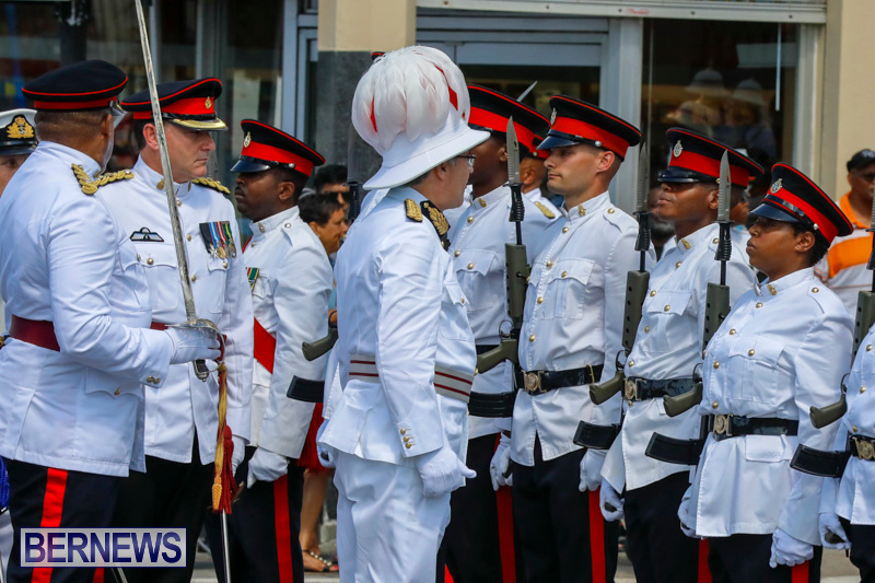 Queen's-Birthday-Parade-Bermuda-June-9-2018-9920