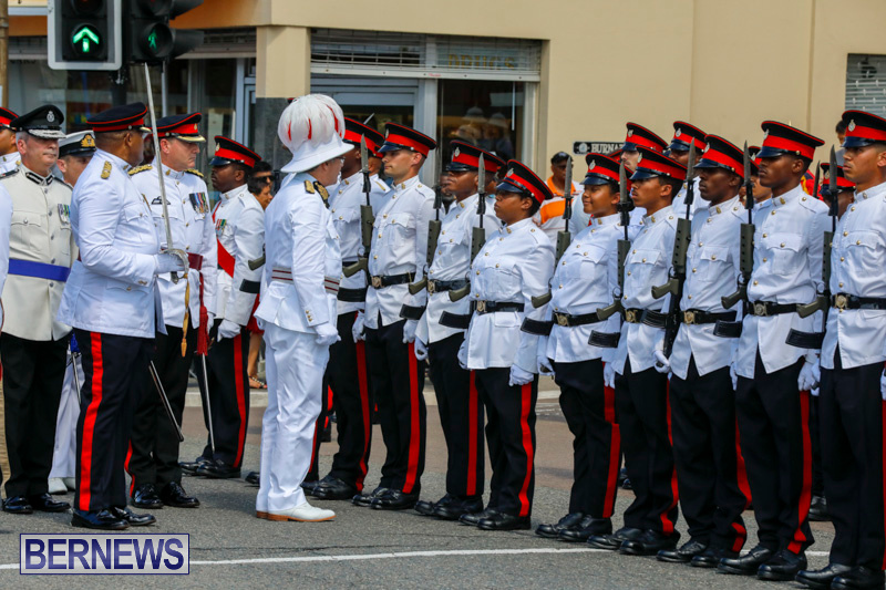 Queen's-Birthday-Parade-Bermuda-June-9-2018-9921