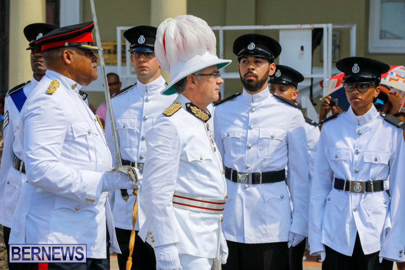 Queen's-Birthday-Parade-Bermuda-June-9-2018-9923