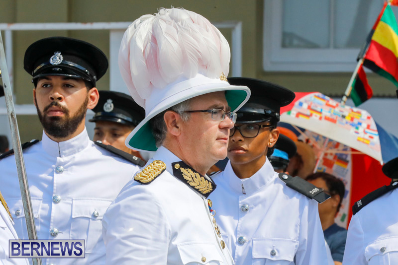 Queen's-Birthday-Parade-Bermuda-June-9-2018-9925