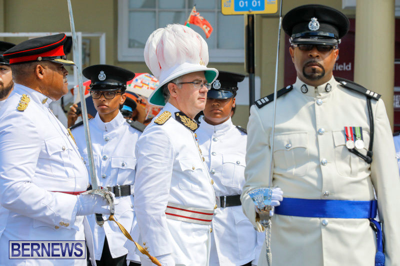 Queen's-Birthday-Parade-Bermuda-June-9-2018-9927