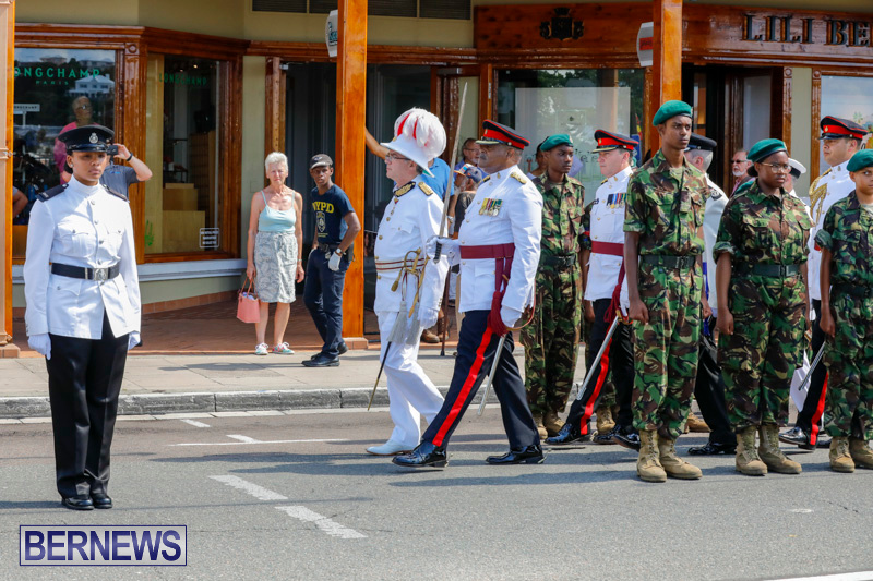 Queen's-Birthday-Parade-Bermuda-June-9-2018-9928